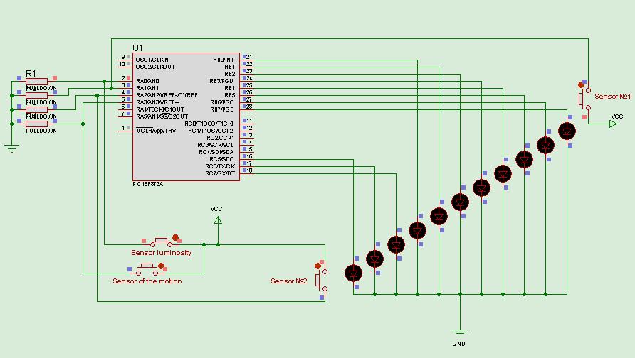 Схема подсветка лестницы светодиодной лентой своими руками 88