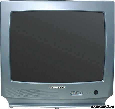 Сборник схем телевизоров