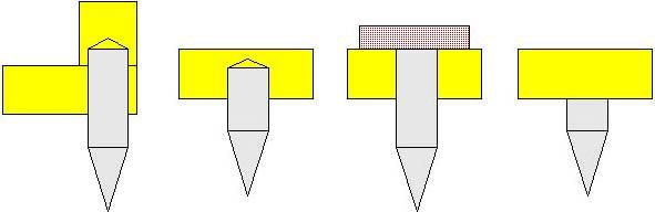 Установка акустических систем на шипы