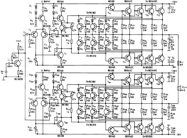 вентилятора и схемы его