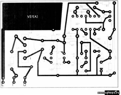 Заменив симистор микросхемой К1182ПМ1Р, можно получить как плавное включения освещения, так и регулировку его яркости.