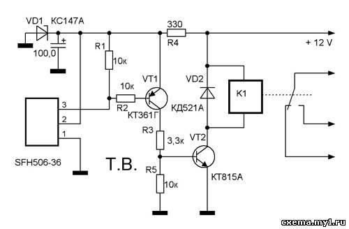 На рисунке 3 приведена схема