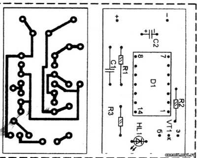 Оптические датчики CVAVR AVR