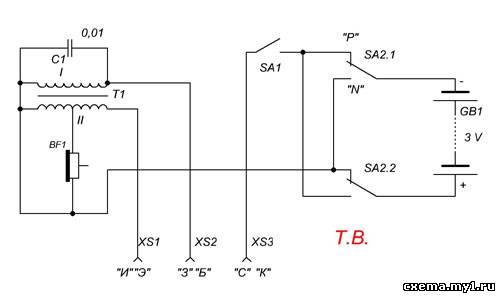 Выводы транзистора