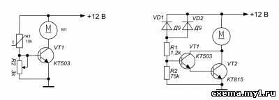 Простые терморегуляторы в блоках питания