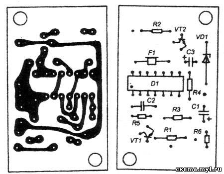 Радиоконструктор №2 2001г стр.