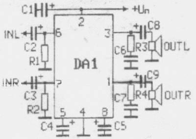 Схема переходника для наушников на основе гарнитуры siemens hhs-150 CVAVR AVR CodeVision cvavr.ru