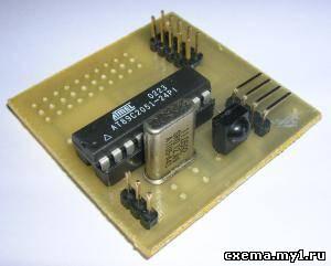 ИК-приемник системы дистанционного управления
