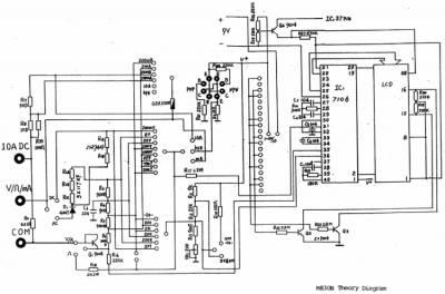 Ремонт мультиметра xxx-830xx CVAVR AVR CodeVision cvavr.ru