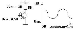 Немножко о транзисторе