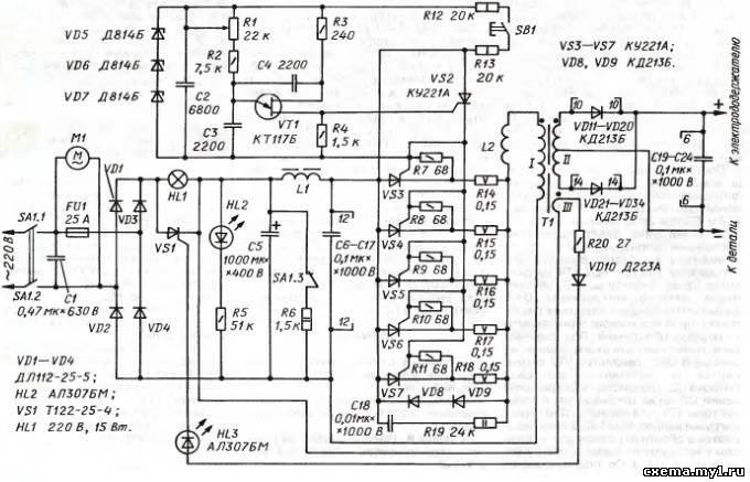 Простые транзисторные
