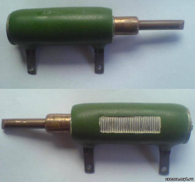 Паяльник из.... резистора (Много фото) CVAVR AVR CodeVision cvavr.ru