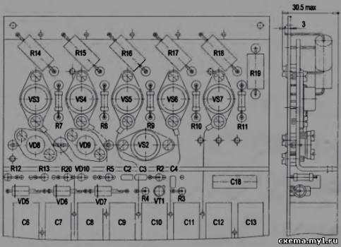 Самодельный инверторный сварочный аппарат из деталей старых телевизоров