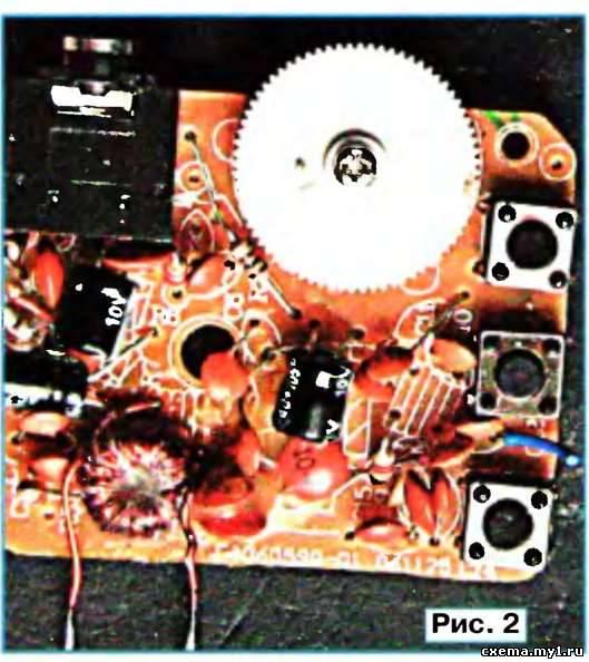 Конвертер к радиоприёмнику для приёма drm-радиостанций