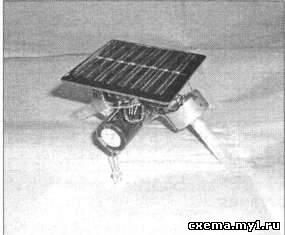 """Простой """"solar bot"""""""