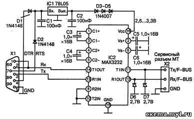 Схемы электрооборудования азлк 2141.