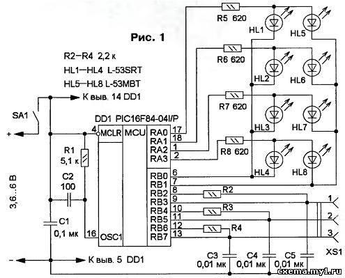 Определитель цоколёвки транзисторов CVAVR AVR CodeVision cvavr.ru