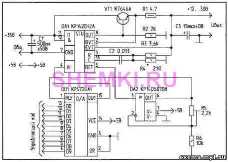 электрическая схема шевроле ланос