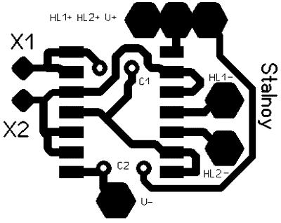 Индикатор высокого сопротивления (МегаОмоскоп)