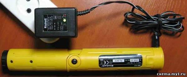 «Правильное» ЗУ NiMh/NiCd аккумуляторов электроотвертки