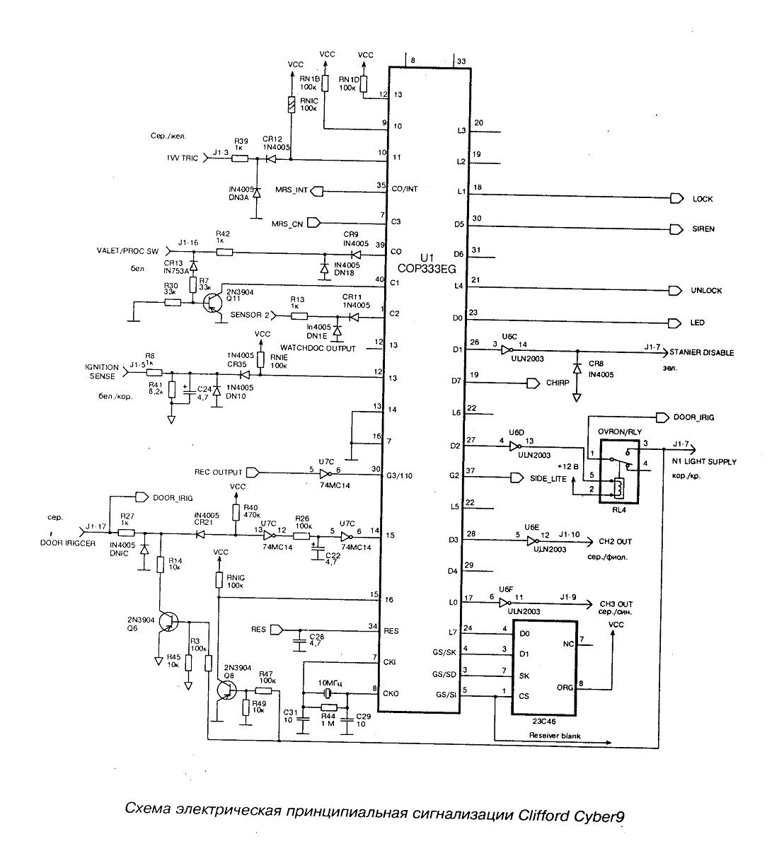 Инструкция По Установке Автосигнализации Арс 2300