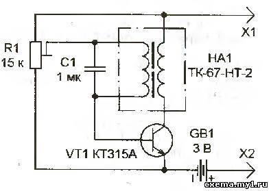 Звуковой пробник-2