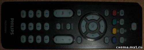 УКВ приемник с цифровым управлением.