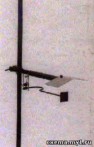 "Антенна ""Isotron"" для диапазона 14-30 МГц"