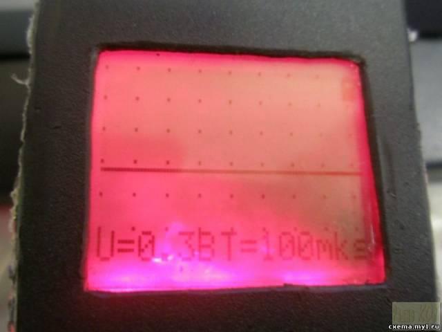Портативный ультрадешевый осциллограф.