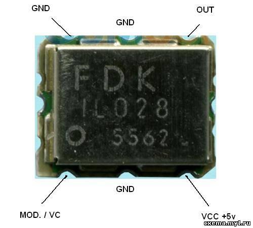 """""""Жучок"""" на частоту 1ГГц - что может быть проще..."""