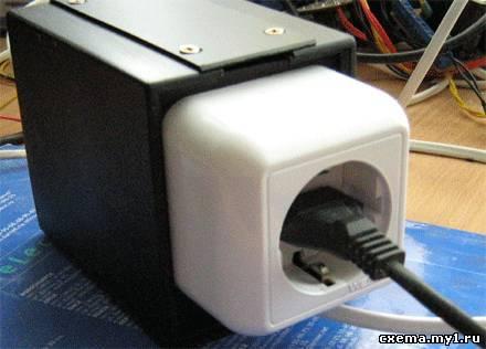 Таймер-регулятор мощности в нагрузке (Timer Power Control).