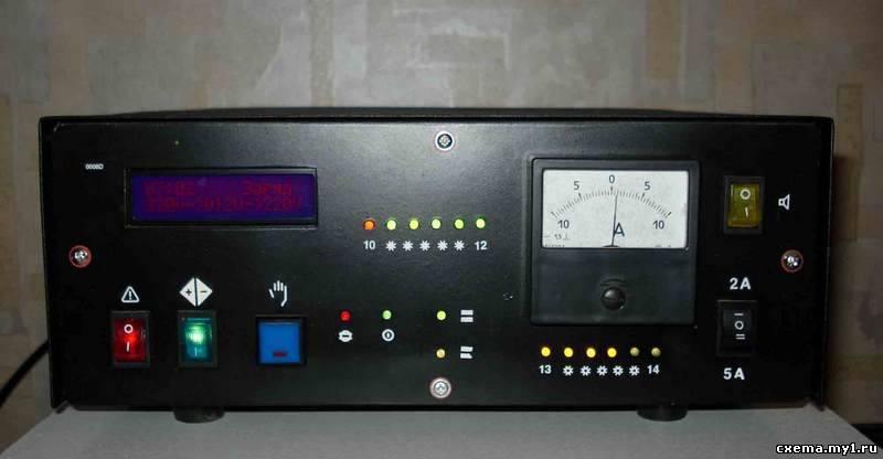 Типовые и иные схемы включения микросхем серии ИС LM117