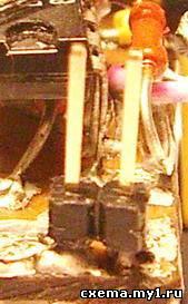 Дистанционный регулятор для вентилятора