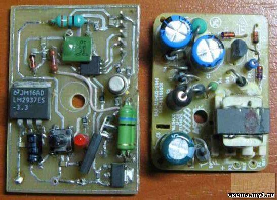 Правильное ЗУ аккумуляторов электроотвертки.