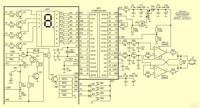 Мозговой электростимулятор BrainStar