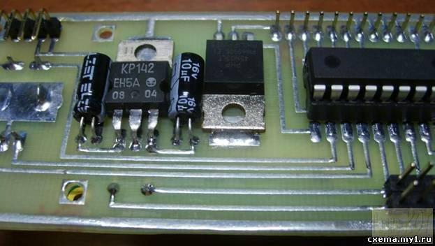 Три простых темброблока на TDA7313, TDA7318, TDA7439.