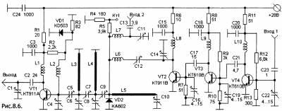 Схемотехника - УКВ аппаратура_передатчики_смесители(окончание)