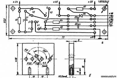 Усилитель ЗЧ с полевым транзистором на входе CVAVR AVR CodeVision cvavr.ru