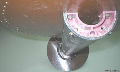Схема глубинного металлоискателя