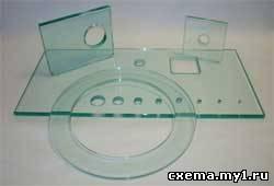 Как просверлить дрелью отверстие в стекле