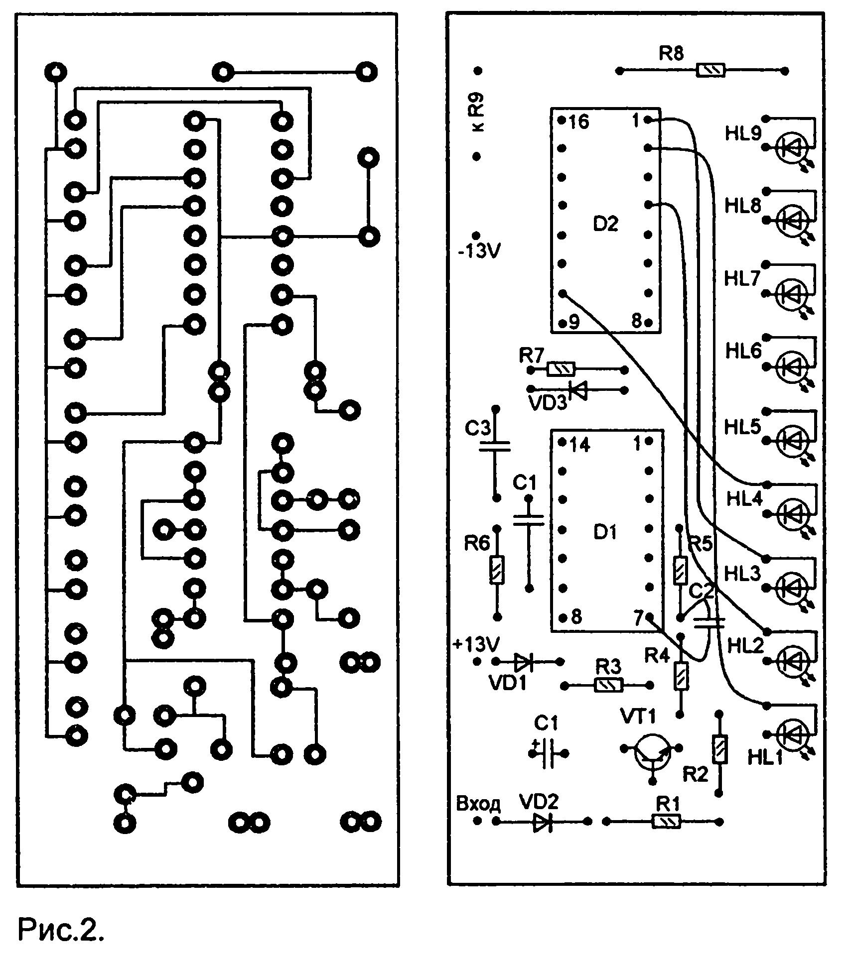 схема амперметра на микросхеме lm324