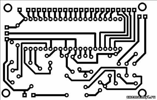 Блок питания 0…30в/5А  с цифровой индикацией напряжения и тока