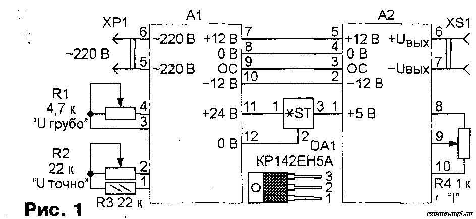 КА7500, КР1114ЕУ4 [1, 2].