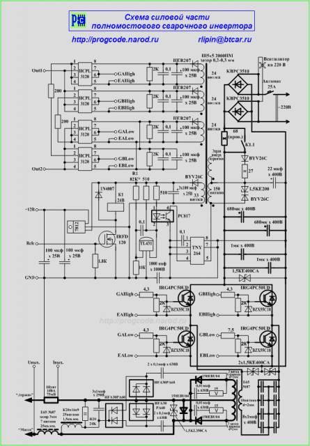 Схема оборудования своими руками