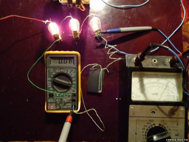 Зарядка сотового аккумулятора от автомобильной сети в экстренных ситуациях!