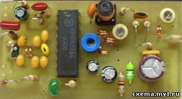 Высококачественный передатчик видеосигнала