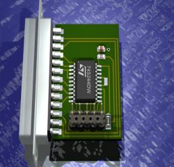 Программатор stk200/300 CVAVR AVR CodeVision cvavr.ru