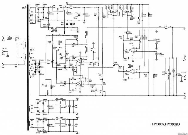 Mastech Hy5003 Инструкция