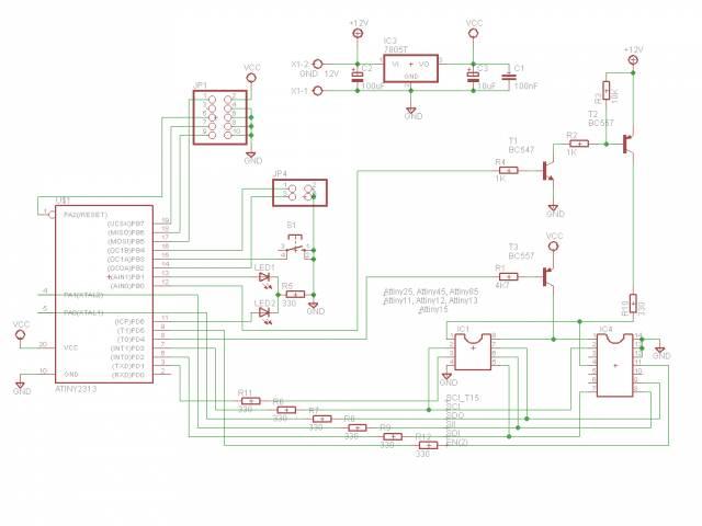 Восстановление конфигурации Fuse-битов микроконтроллеров AVR - tiny