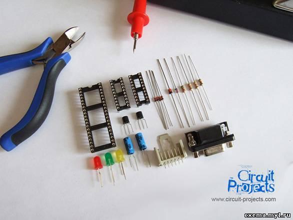 PIC и EEPROM программатор